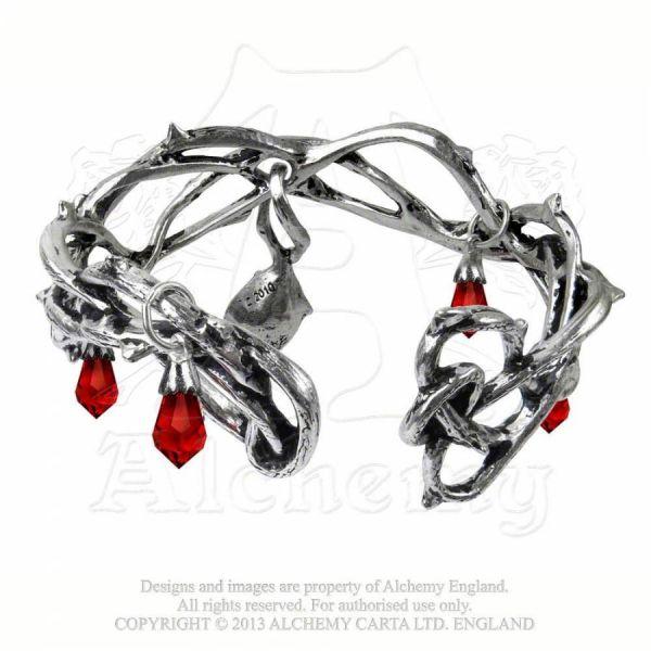 Armband mit Kristallen - Passion