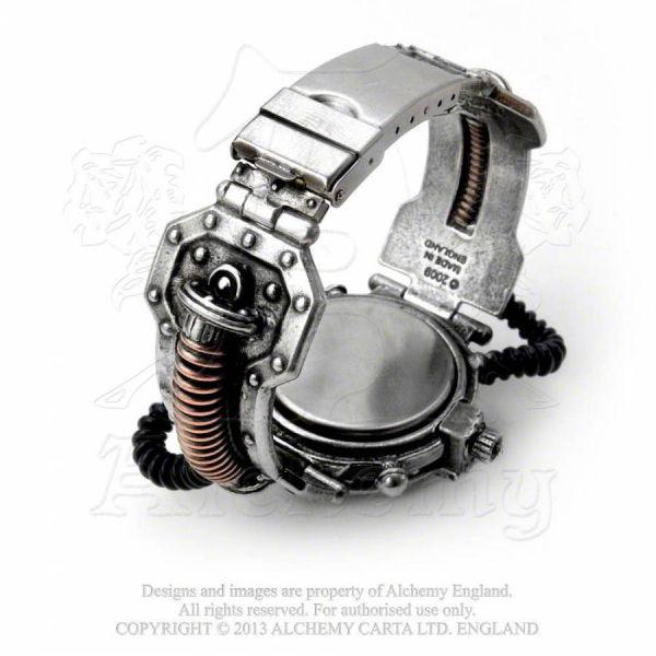 Steampunk Uhr - Steam Powered Entropy Calibrator
