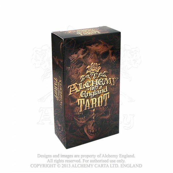Tarot Karten Deck im Mystik Gothic Style
