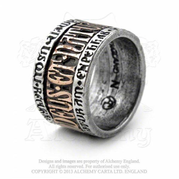 Ring - Deus Et Natura