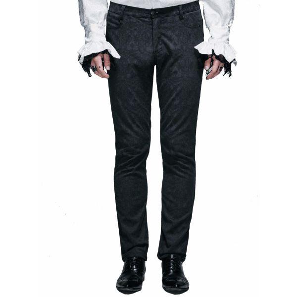 Viktorianische Hose im Brokat Look