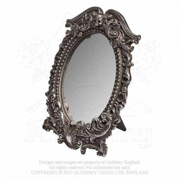 Viktorianischer Tisch Spiegel - Masque of Black Rose