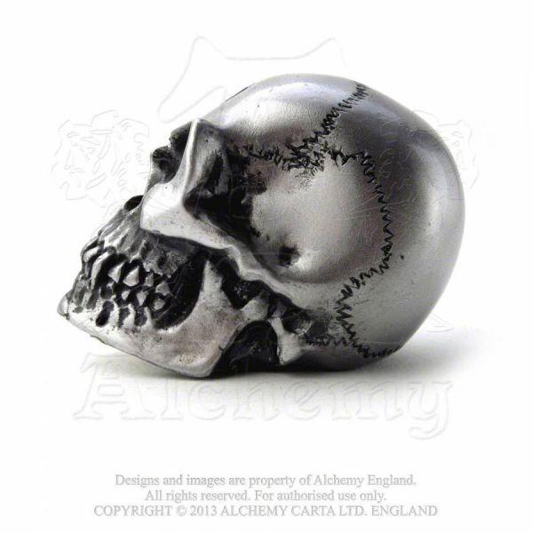 Auto Skull Schaltknauf silber - Alchemist Gear Knob