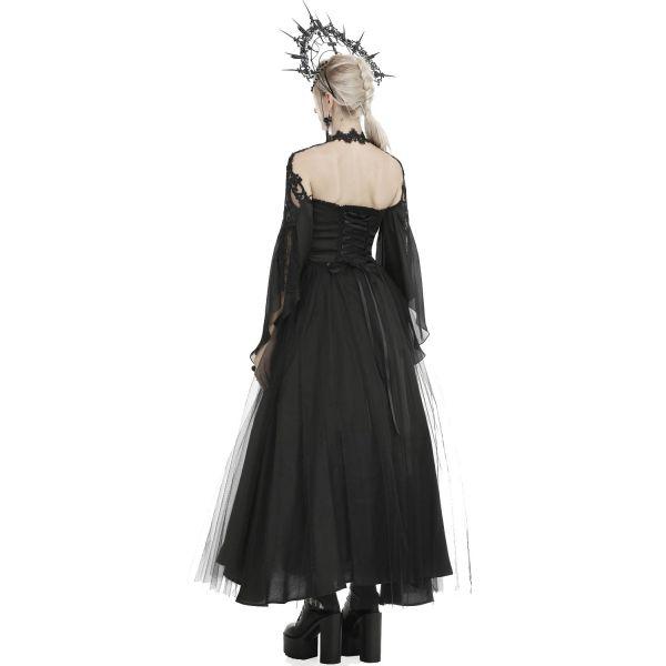 Prinzessinkleid mit Corsage und Tüllrock