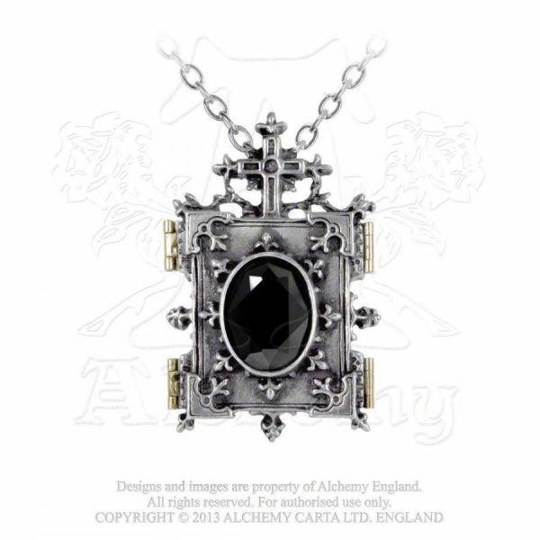 Kette mit Amulett - Orthodox Icon