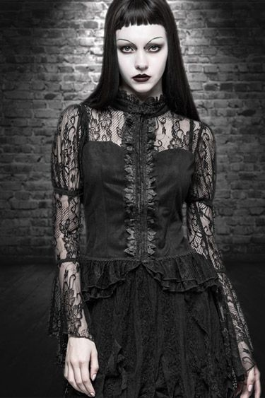 Gothic single frauen