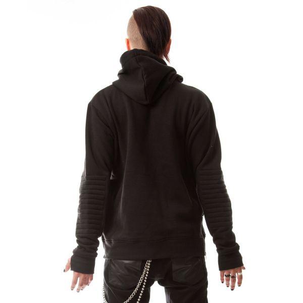 Kapuzenpullover mit Schalkapuze - Vanish Hood