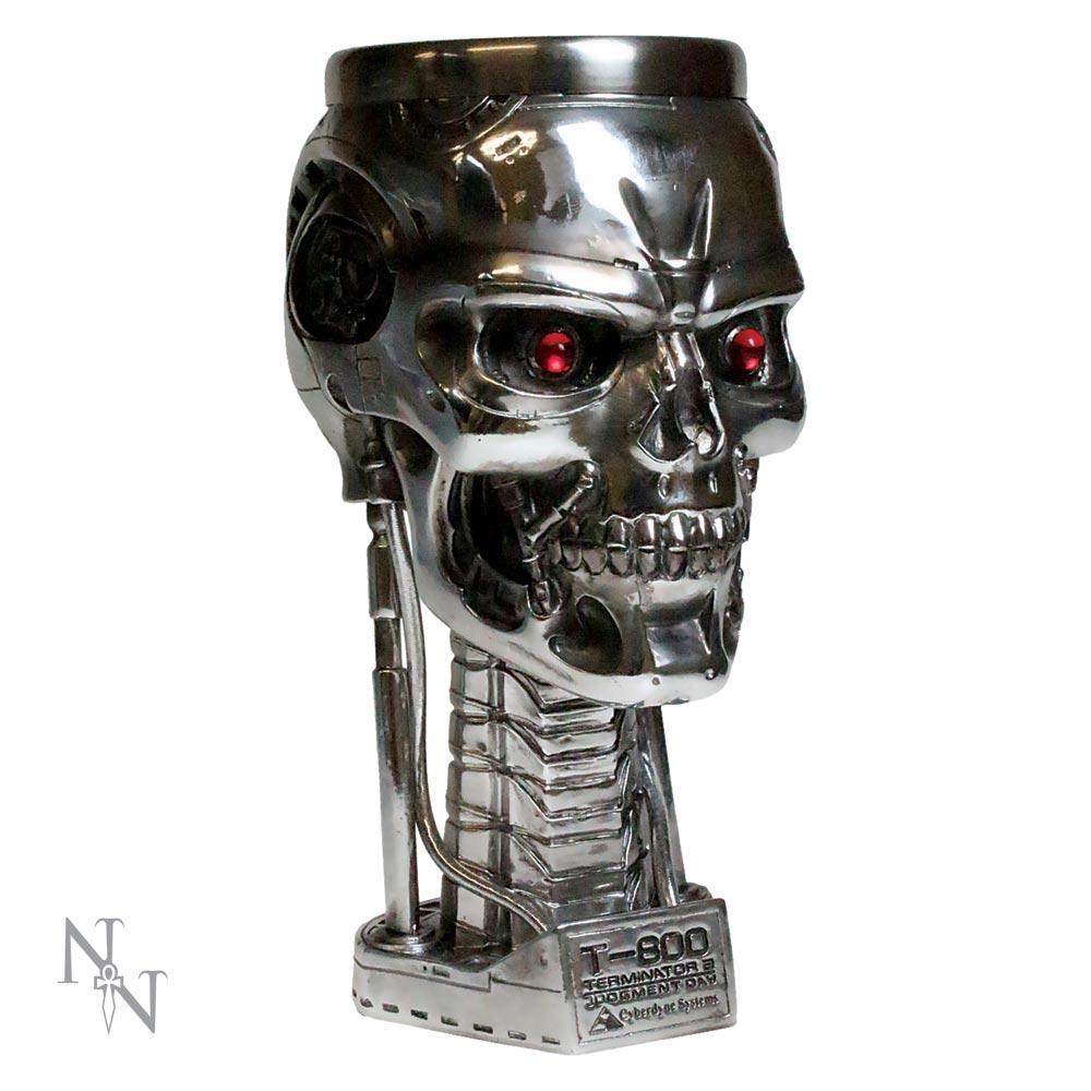 Terminator Schädel