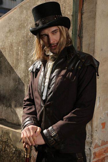 Steampunk Kleidung Für Männer